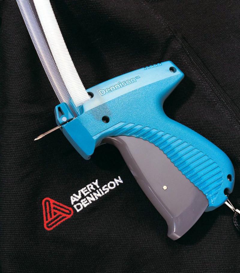Avery Dennison splintovacia pištoľ a splinty