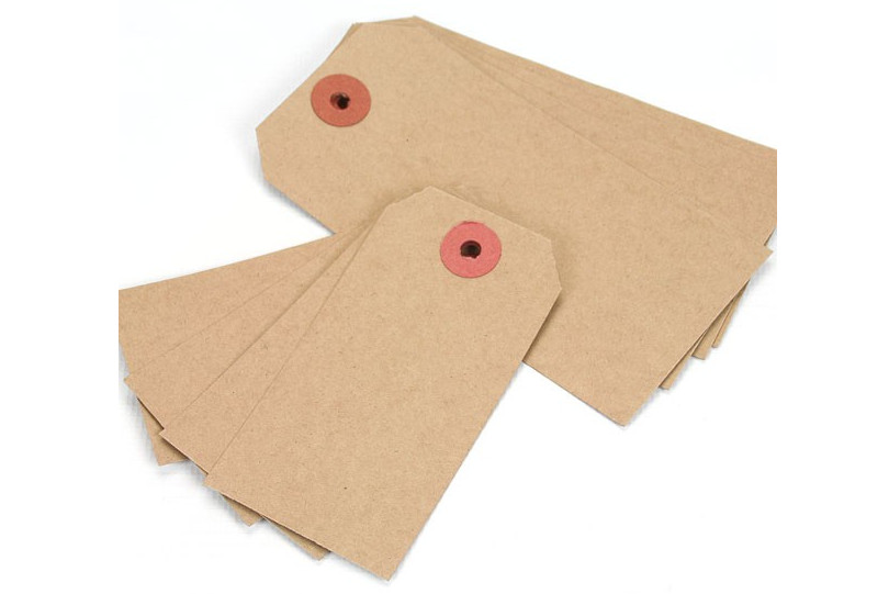 Papierové visačky aplikácia 3