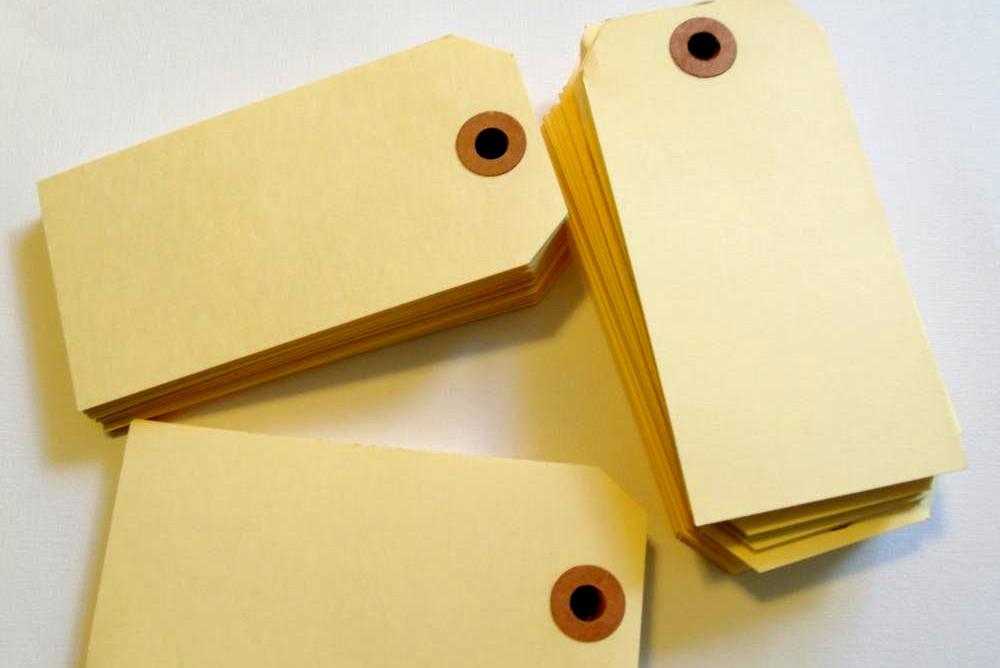 Papierové visačky aplikácia 7
