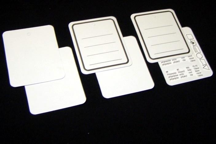 Papierové visačky aplikácia 9