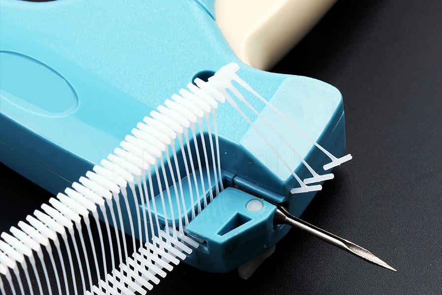 Textilné kliešte a splinty pre základné / bežné označovanie textilu